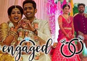 Nakshathra Nagesh Officially engaged #NakshuFounderRagha | VinothBabu Sindhu