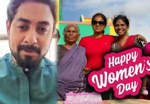 Bigg Boss Aari Ajunan WOMEN'S DAY Wishes | Arav, Ramya Pandian