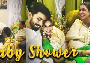 Mahat Prachi Elegant Baby Shower in Home | வீட்டிலேயே சீமந்தம் | Filmibeat Tamil