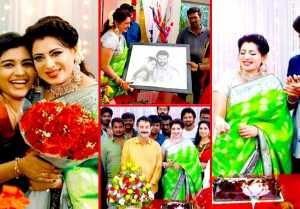 Sembaruthi ❤️ Senthoora Poove மீண்டும் இணைந்த காதல் தம்பதி | Priya Raman, Ranjith