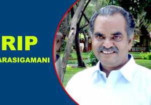 Veteran Tamil actor Amarasigamani passes away | Sivaji The Boss, Sontham, Ponnoonjal