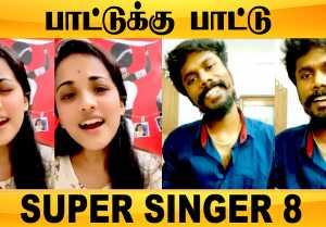SUPER SINGER Maanasi VS Iyenar | Setல என்ன Torchal பண்ணுவாரு