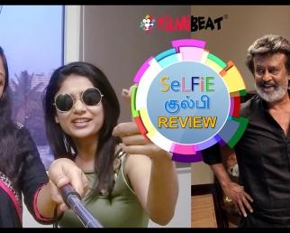 Kaala Teaser Review by your selfie Kulfie, Swetha and Soudarya!