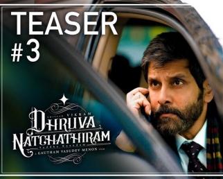 Dhruva Natchathiram  Official Teaser