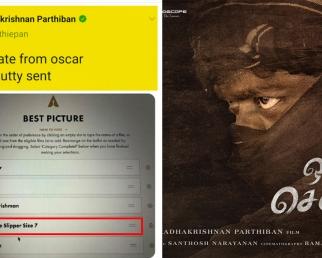 Oththa seruppu OSCAR Nomination | Parthiban | Oscar Award