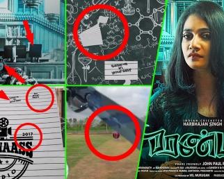 Friendship Motion Poster Hidden Details | Losliya Mariyanesan, Harbhajan Singh, Arjun Sarja