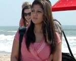 Nayanthara Collapses At Kuselan Shooting