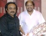 Vidhyasaagar Visits Lekha Sonotton Studio