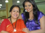 Actress Sumitra Second Daughter Makes Her Debut