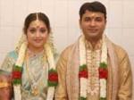Meena Marriage Held In Tirupathi