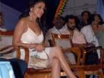 Shriya Avoids Jaggubai Audio Launch