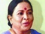 Actress Manorama Hospitalised