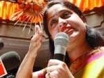 Vijayashanthi Compere Telangana Tv