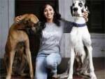 Tamil Actress Sadha Peta Animal Welfare