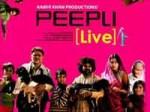 Aamir Khan Peepli Live Oscar Race