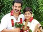 Prithviraj Weds Bbc Reporter Supriya Menon Aid