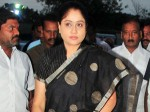 Mp Brother Arrest Grabbing Vijayashanthi Land Aid