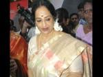 Actresses Rajsri Kr Vijaya Condole Ravichandiran Death Aid
