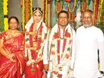 Yuvan Weds Shilpa At Thiruppathi Aid