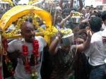 Vijay Fans Tonsure Velayutham Success Aid
