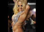Pamela Anderson Outshines Other Contestants In Glam