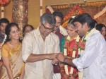 Mirchi Shiva Marries Priya Cm Greets The Couple