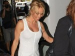 Pamela Anderson Is At Her Bombshell