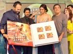 Mexican Actress Attends Srk Chennai Express Audiolaunch