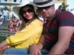 Fan Exposes Kajal With Her Lover At Dubai
