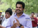 Admk Candidate Uses Actor Karthi S Image Garnering Support Lse
