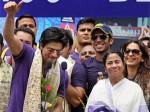 Shahrukh Khan Mamata Banerjee Bond Over Kkr S Victory Delicious