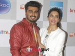 Deepika Arjun Kapoor Attend The Vogue Fashion S Night