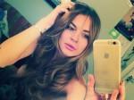 Lindsay Lohan Posted Topless Selfie On Instagram