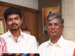 S Chandrasekaran Remembers The Initial Days Vijay