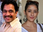 Game Director Amr Ramesh Keen Cast Manisha Koirala With Arjun Sarja