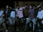 Arya Makes Santhanam Dance Again Again