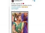 Charmi Marriage News Is Fake One