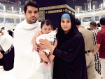 Actress Veena Malik Khan Asad Bashir Khan Perform Umrah Wi