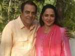 Hema Malini Dharmendra Celebrate Anniversary