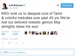 Msv Dead Celebrities Twitter Comments
