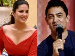 Aamir Khan Sunny Leone Sending Love Messages On Twitter Page