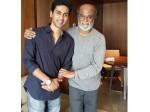 Rajini Fulfills Singer Krish S Wish