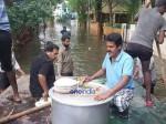 Mayilsamy Imman Annachi Provide Food