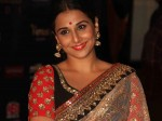 Vidya Balan Reveals Why She Loves Wearing Sarees