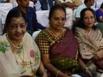 P Susheela Vani Jayaram Participate Jayalalithaa S Swearing In Ceremony