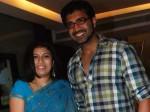 Actor Arun Vijay S Wife Turns Producer