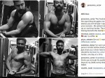 After Aamir Khan Prasanna Shows Off His Beefed Up Makeover