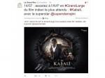 Kabali Rex Cinema Paris Proud Moment Tamil Cinema