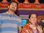 Vijay Mother Shobha S Wish
