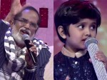 Sun Singer Gangaiamaran Gift Ring Child Singer